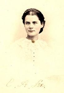 Eleanor Agnes Lee 6-07-13