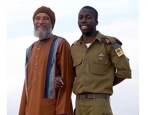 IDF & Dad ~ 9-21-13